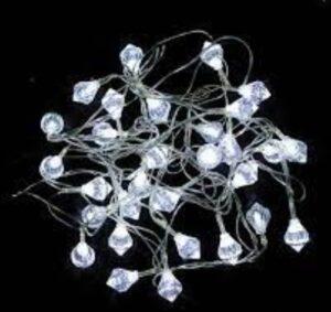 Гірлянда світлодіодна 800852 Діамант 30лампочок/3м