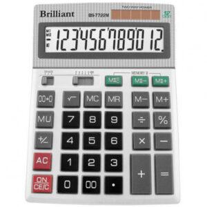 Калькулятор BS-7722M