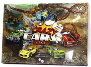 "Гра Danko Toys ""Crazy Cars Race"" DTG94RDTG93R"