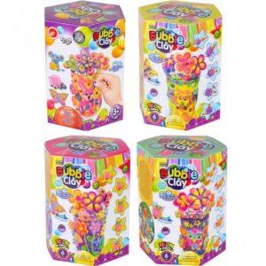 Набір для творчості Bubble clay Danko Toys Ваза BBC-V