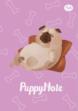 Блокнот Profiplan А5/40 Puppy note