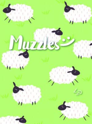 Блокнот Profiplan А5/80 Muzzles