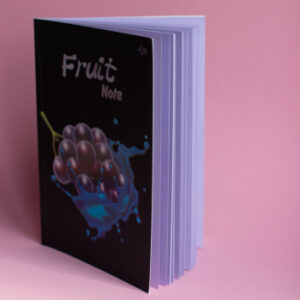 Блокнот Profiplan А5/80 Animal note, Frutti note, Fashion, Love Dog