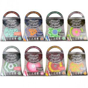 Набір для творчості Danko Toys Ажурна серветка вязання крючком SL-01