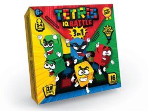 """Розважальна гра """"Tetris IQ battle 3in1"""" G-TIB-02U"""