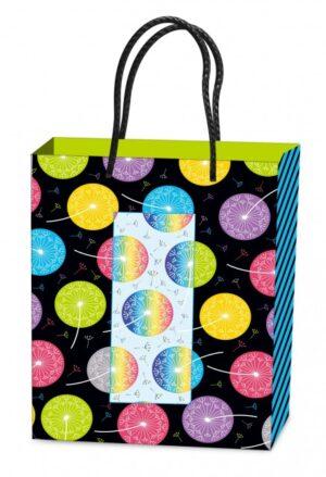 Пакет подарунковий Fresh 25*39*8см 4 дизайни GB-20137,GB-20138,GB-20139,GB-20140 (12шт/уп)