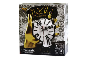 Набір для творчості Danko Toys дизайнерський годинник Time Art ARTT
