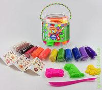Пластилін Danko Toys Master Do 18кол в тубусі TMD-01-05