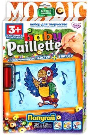 Набір для творчості Danko Toys Picture of paiette