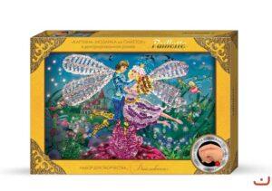 Набір для творчості Картина з паєток Danko Toys Пм-01-07