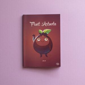 Блокнот Profiplan В6/64 Fruit artnote Jolie