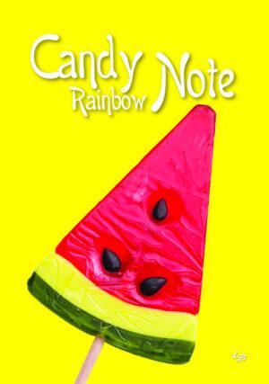 Блокнот Profiplan А5/96 Rainbow Candy