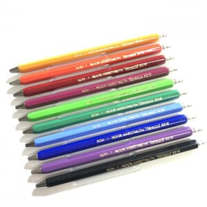 Олівець цанговий 5216 Versatil, 2 мм, метал, mix