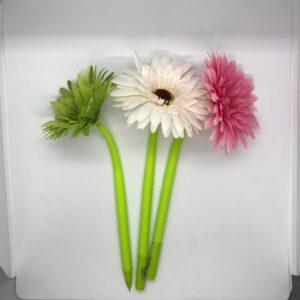 Ручка прикол 1289 (16шт/уп) Квітка