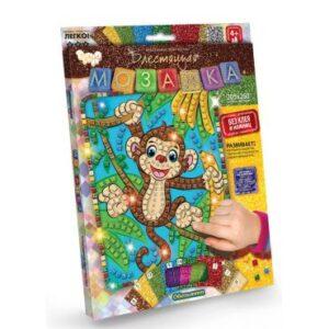 Набір для творчості Блискуча мозаїка Danko Toys БМ-02