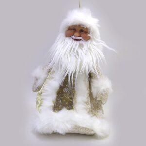 """Сумочка для подарка """"Дед Мороз"""" 32см  DSCN1201"""