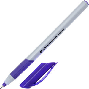 Ручка гелева Hiper White Shark HG-811 0,6 мм (фіолетова)