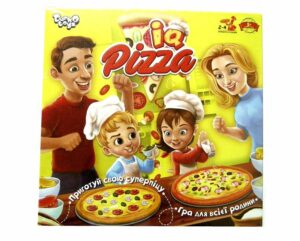 "Настільна розважальна гра ""IQ Pizza"" G-IP-01U"