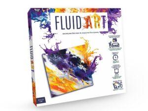 Креативна творчість Danko toys Fluid Art Fa-01-01