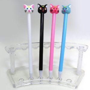 Ручка прикол 5170 Коти (12шт/уп)