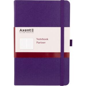 Блокнот А5/96арк Axent 8201-11 Partner 125*195мм