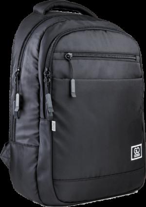 Рюкзак GoPack Сity GO21-143L-1 чорний