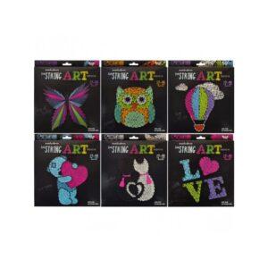 Набір для дитячої творчості String Art STRA-01-01U,02U,03U...06U