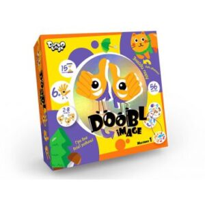 "Гра Danko Toys ""Doobl Image "" DBI-01-01U,02U,03U,04U"