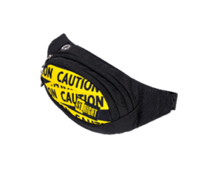 Сумка через плече MS2021 STRIGHT WB-01 CAUTION 638497