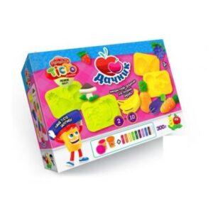 """Креативна творчість Danko Toys """"Тісто для ліплення """"MASTER DO"""" Дачник TMD-18-01U"""