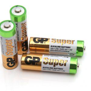 Батарейки GP LR03 Super