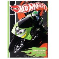 Картон білий Kite Hot Wheels HW14-254