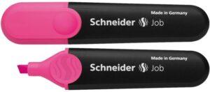 Текстмаркер Шнайдер джоб 1509 рожевий
