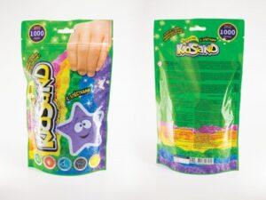 Пісок кінетичний Danko Toys 1000г в пакеті