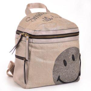 Сумка-рюкзак YES, сірий  554413