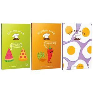 Блокнот Profiplan А6/96 Tutti Frutti, Kitchen Note