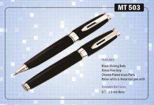 Ручка подарункова Krish металева капілярна MT-503