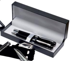 Ручка подарункова Krish металева  кулькова MT-515