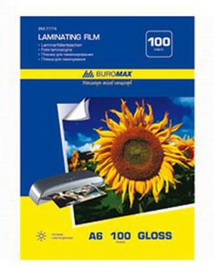 Плівка для ламінування 100мкм, А6 2060-A