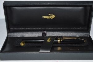 Чорнильна,капілярна в коробці крокодил 377