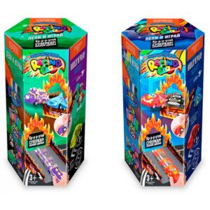 Набір для творчості Danko Toys Racing Clay CLRC-01