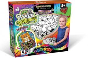 Набір для дитячоі творчості Danko Toys My color Bagpack CВР-01-01,02,03,04,05