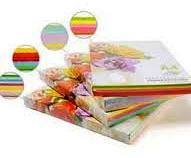 Папір кольоровий насичений мікс Spectra Color А4 80г/м2 Pastel 100арк 5*20 it82T