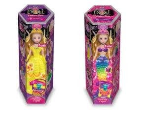 Набір для творчості Danko Toys Princess Doll великий CLPD-01
