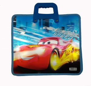 Портфель дитячий з пластик ручками 911-3D Голографічний 27255