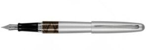 Ручка Pilot чорнильна Python FD-MR2-M-PTN-E