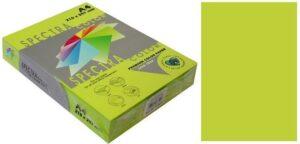 Папір А4 SPECTRA 250арк 155г/м2 IT321 зелений неоновий