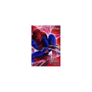Картон кольоровий металіз  Kite SM12-258K Spider Man (5арк/5кол)