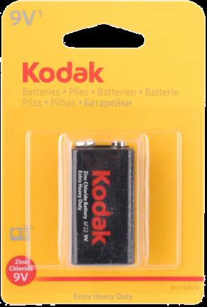 Батарейки Kodak крона