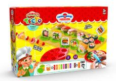 Тісто для ліпки  Danko Toys Master Do Шеф кухар суші TMD-10-02U